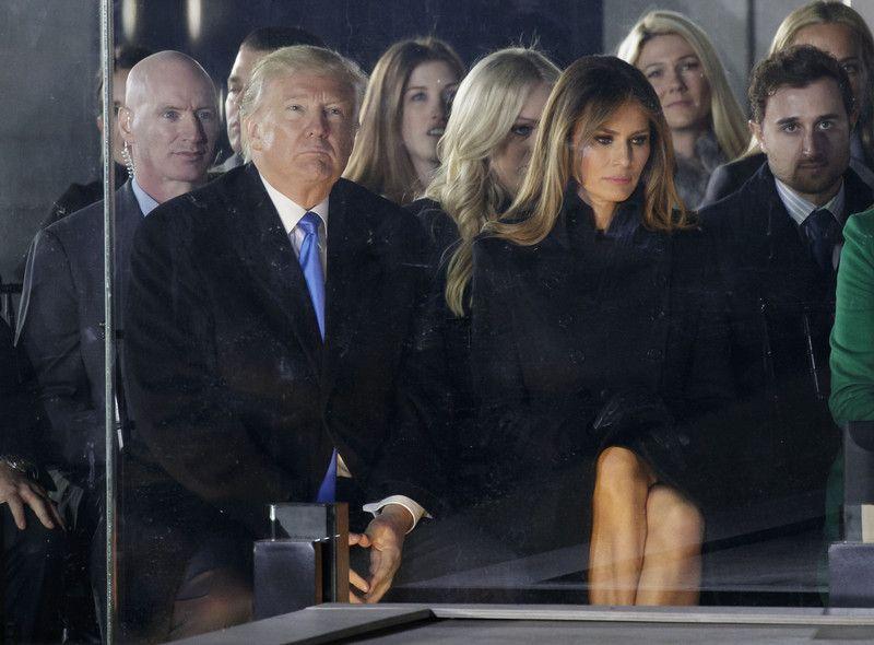 Инаугурация Дональда Трампа
