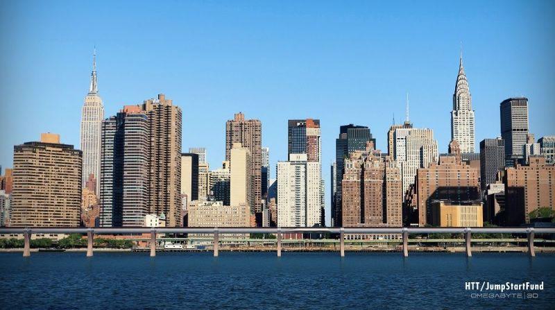 HyperLoop Concept New York