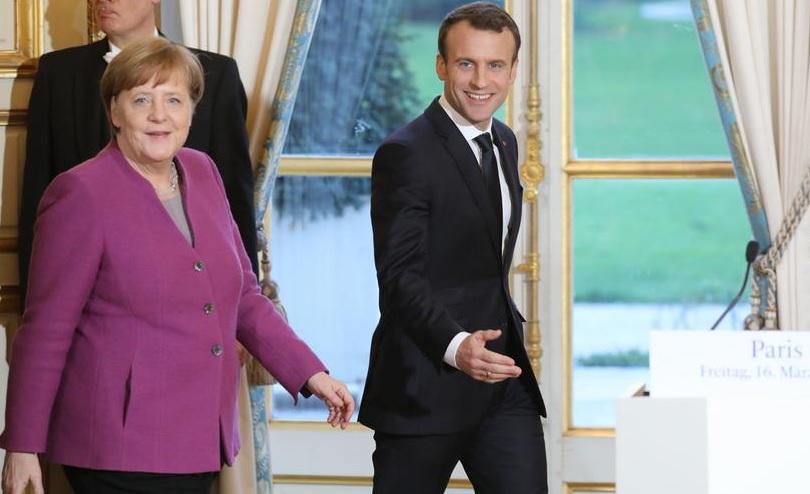 Германия и Франция совместно готовят план реформирования ЕС