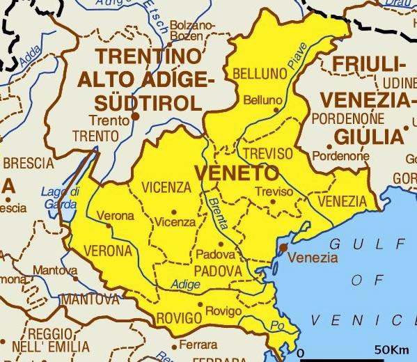 Ломбардия и Венето просят больше автономии у Италии