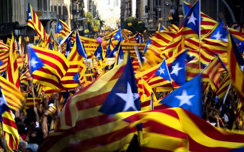 Шотландия выступила с поддержкой референдума о независимости Каталонии