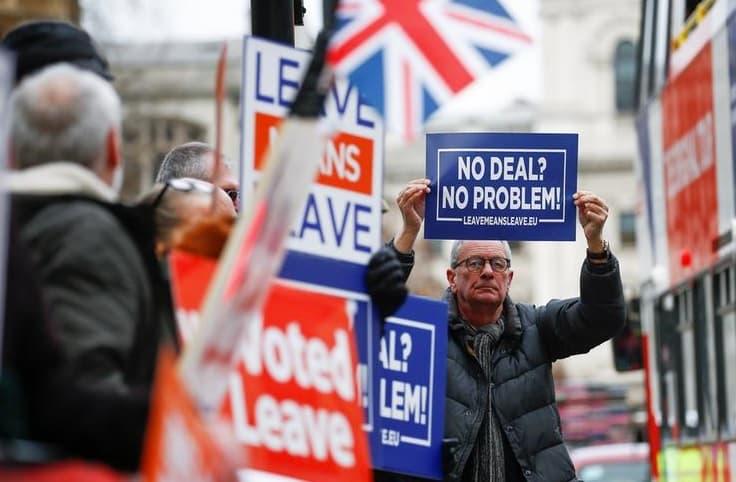 В Великобритании хотят избежать неупорядоченного Brexit