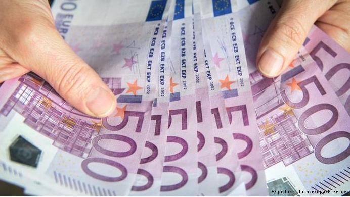 отмена 500 евро