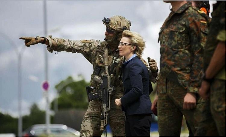 Хрупкий мир и европейская армия