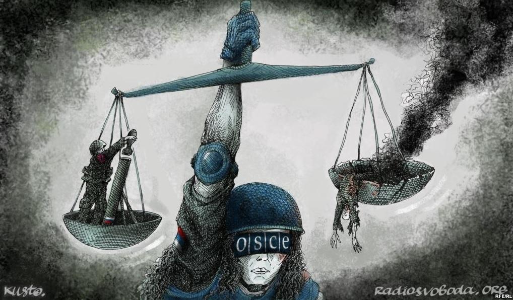 Кремль не предоставит доступ в оккупированный Крым наблюдателям ОБСЕ, - российский дипломат - Цензор.НЕТ 3628