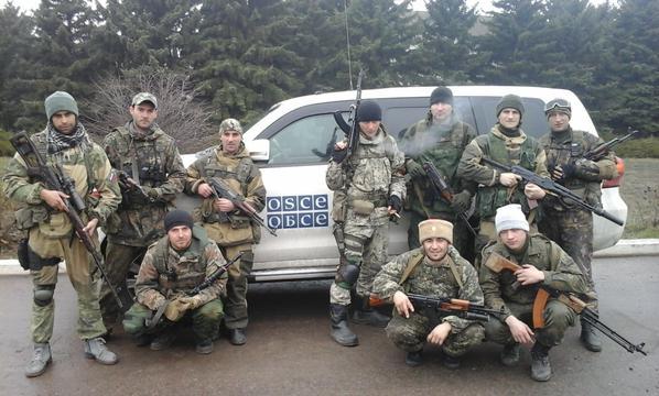Миссия ОБСЕ отвергает заявления боевиков о своей причастности к поставкам боеприпасов украинской армии - Цензор.НЕТ 2863
