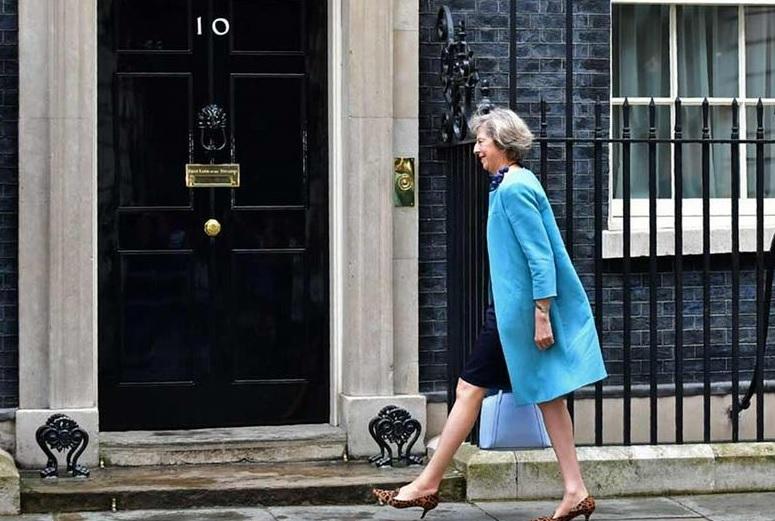 Тереза Мей новый премьер-министр Великобритании