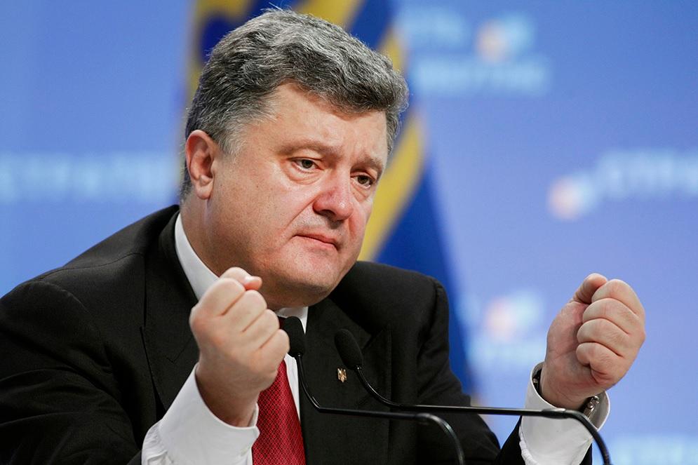 Украина расписалась в собственной беспомощности